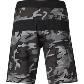 Fox Camouflage Moth Boardshorts Herren black camo